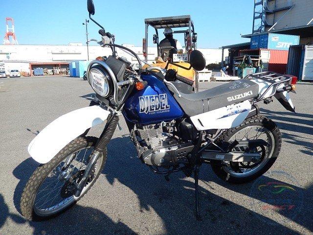 Suzuki djebel фото