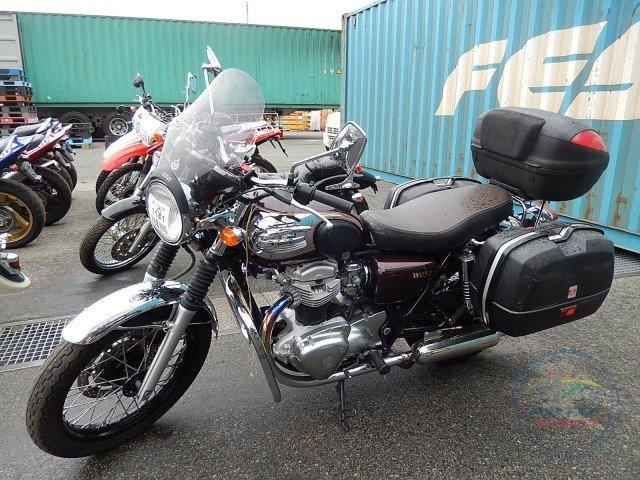 мотоциклы w650 #6